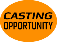 Casting Opportunity